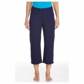 Coolibar - Pantalon Anti Uv pour Femmes - Bleu Foncé