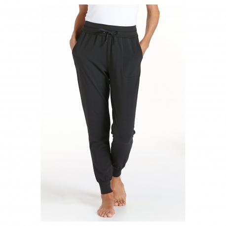 Coolibar - Pantalon Anti Uv pour Femmes - Noir