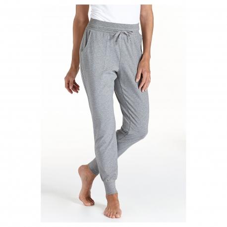 Coolibar - Pantalon Anti Uv pour Femmes - Gris