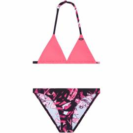 O'Neill - Bikini pour filles - Noir / Rose