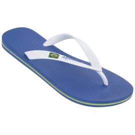Ipanema - Tongs pour Hommes Classique Brasil - Bleu / Blanc