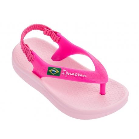 Ipanema - Sandales pour Bébés - Anatomic Soft - Rose