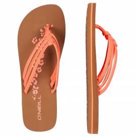 O'Neill - Sandales pour Femmes - Orange