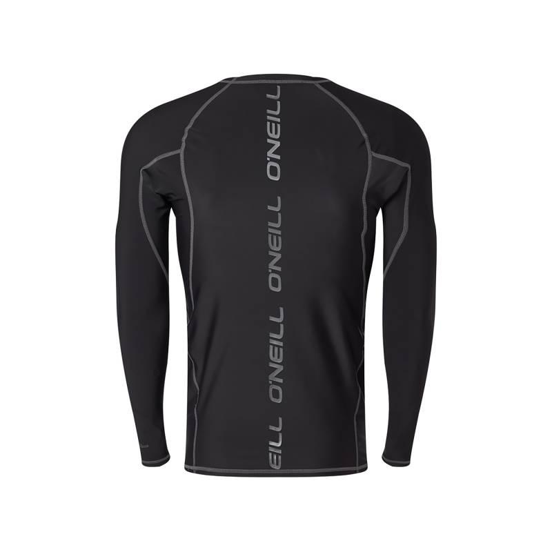 O'Neill, T shirt Homme Anti uv Manches Longues , Noir