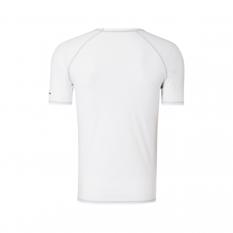 O'Neill - T shirt Homme Anti uv Manches Courtes - Blanc