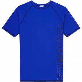 O'Neill - T shirt Homme Anti uv Manches Courtes - Bleu