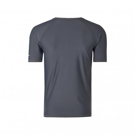 O'Neill - T shirt Homme Anti uv Manches Courtes - Gris Foncé