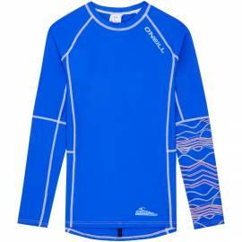 O'Neill - T-shirt Sport Anti UV Filles- Bleu