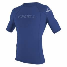 O'Neill - T-shirt Hommes Anti UV - Manches Courtes - Bleu pacifique