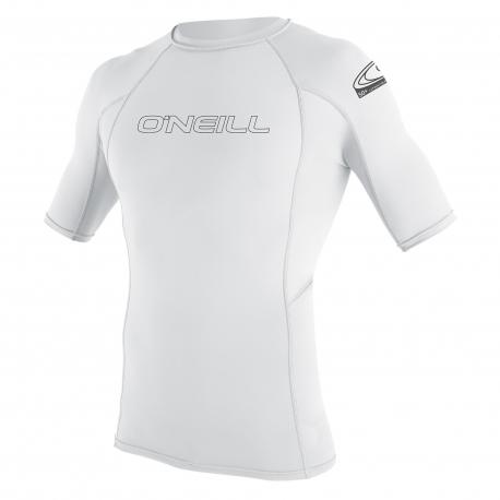O'Neill - Tshirt Anti UV Enfants - Performance Fit - Blanc