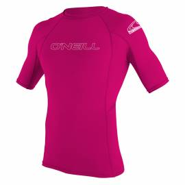 O'Neill - Tshirt Anti UV Enfants - Performance Fit - Rose