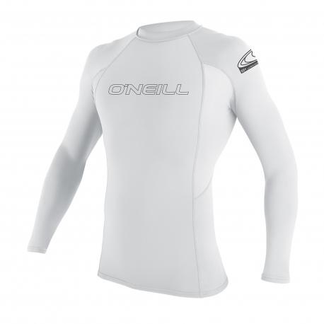 O'Neill - Tshirt Anti UV Enfants - Manches Longues Performance Fit - Blanc