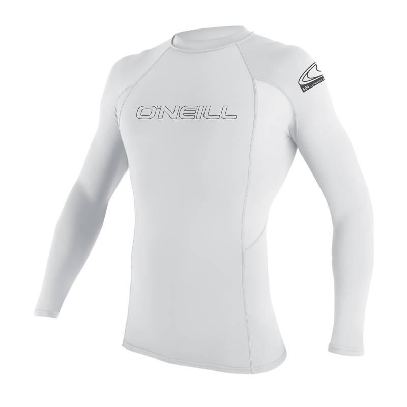 b13f723bab559 O Neill - Tshirt Anti UV Enfants - Manches Longues Performance Fit - Blanc. Loading  zoom
