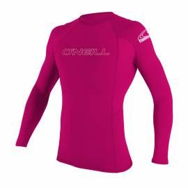 O'Neill - Tshirt Anti UV Enfants - Manches Longues Performance Fit -Rose