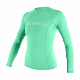 O'Neill - T-shirt Femme Anti UV - Manches Longues - Performance Fit - Seaglass
