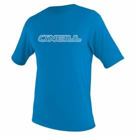O'Neill - Chemise Anti UV Enfants Manches Courtes - Bleue