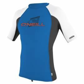 O'Neill -T-shirt anti UV Enfant Manches Courtes Performance Fit, bleu