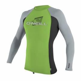 Tee Shirt pour enfant Manches Longues Performance Fit, vert