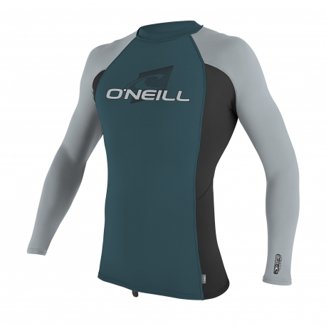 O'Neill - Tee Shirt pour enfant Manches Longues Performance Fit - Multicolor