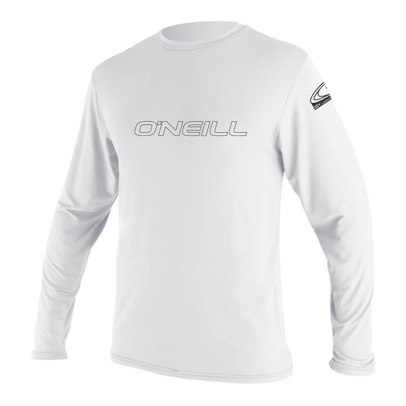 4761ba11e O'Neill - Tee shirt anti UV pour Enfant - Slim Fit - Blanc