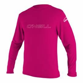 O'Neill - Tee shirt anti UV pour Enfant - Slim Fit - Rose