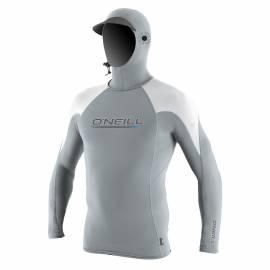 O'Neill - Tshirt à capuche manches longues pour Hommes - Gris