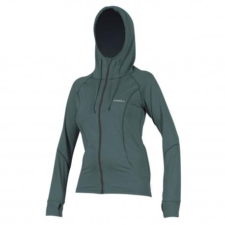 O'Neill - Sweat à capuche pour Femmes Slim Fit - Eucalyptus