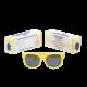 Babiators - UV- Lunettes de soleil pour Bébés - Jaune