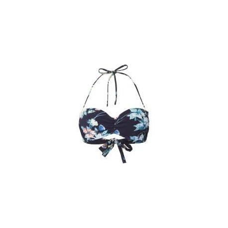 O'Neill - Haut de Bikini pour Femmes Havaa - Bleu Foncé / Multicolor