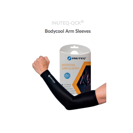 Manchon Rafraichissant Bodycool Arm Sleeves, Inuteq