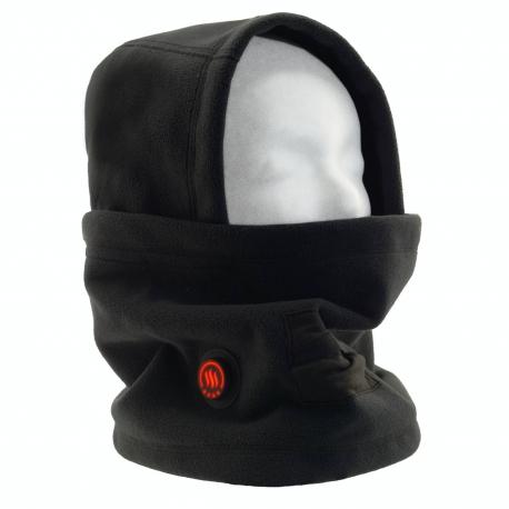 Heated universal hood