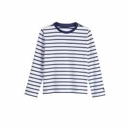 T-shirt de plage anti-UV pour enfants Bleu , Coolibar