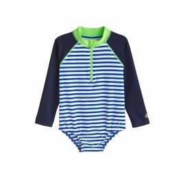 Maillot de bain anti-UV pour bébé Bleu , Coolibar