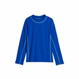 T-shirt de bain anti-UV pour garçon Bleu , Coolibar