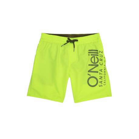 Shorts de bain pour garçon Cali - New Safety Yellow, O'Neill