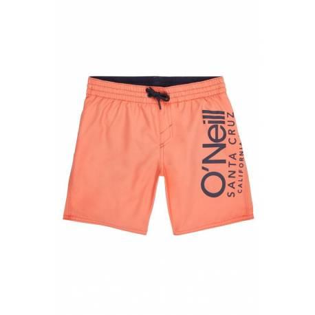 Shorts de bain pour garçon Cali Mandarine, O'Neill