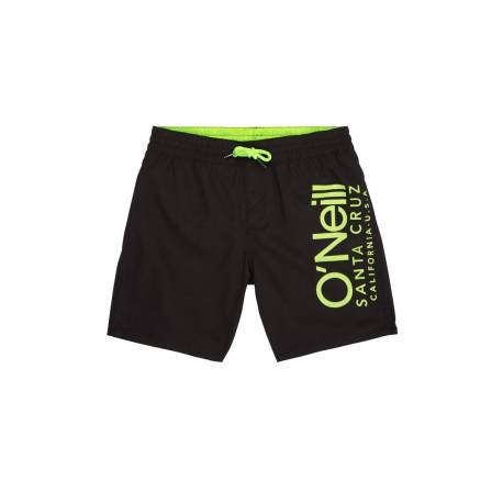 Shorts de bain pour garçon Cali - Black Out, O'Neill