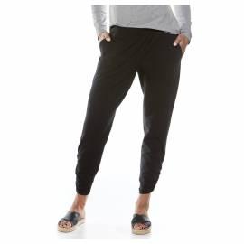 Pantalon de plage anti-UV pour femmes Noir, Coolibar