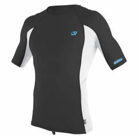 T-shirt de bain anti-UV pour hommes Premium Rash - Raven, O'Neill