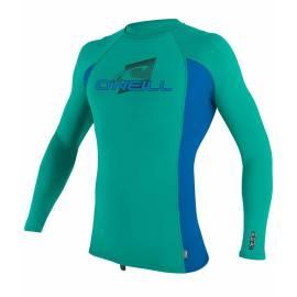 T-shirt de bain anti-UV pour enfants Premium Rash - Baltic Green, O'Neill