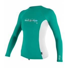 T-shirt de bain pour filles Premium Rash - Baltic Green, O'Neill