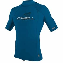 T-shirt de bain anti-UV pour hommes Premium Rash - Ultra Blue, O'Neill