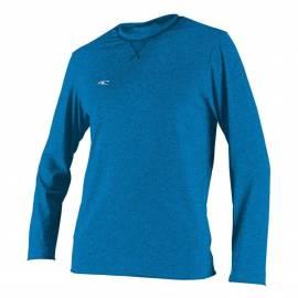 T-shirt de bain anti-UV pour hommes Hybrid Sun - Brite Blue, O'Neill