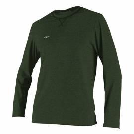 T-shirt de bain anti-UV pour hommes Hybrid Sun - Dark Olive, O'Neill