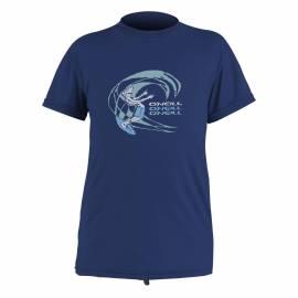 T-shirt de bain anti-UV pour enfants Bleu , O'Neill