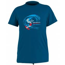 T-shirt de bain anti-UV pour garçon O'Zone Sun - Ultra Blue, O'Neill