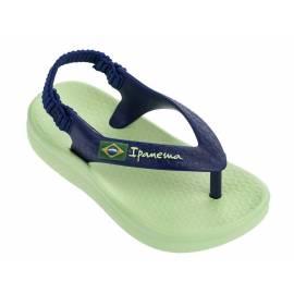 Sandales pour bébé Vert, Ipanema