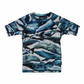 T-shirt de bain anti-UV pour bébé Multicolor, Molo