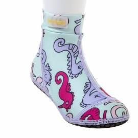 Chaussures d'eau anti-UV pour filles Bleu , Duukies