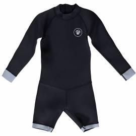 Combinaison anti-UV pour garçon Blacktip Noir, Beach & Bandits